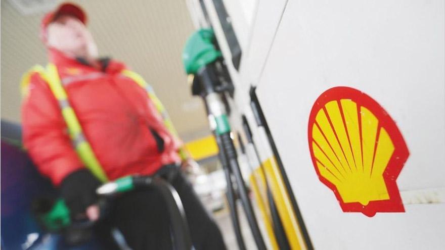 La pandemia afectó los números de Shell y otras petroleras.