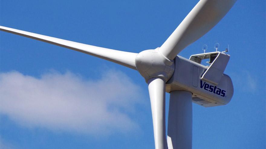 Energía eólica, uno de los puentos fuertes de la compañía.