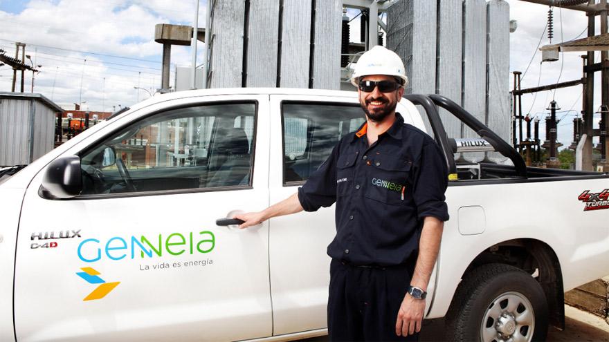 Genneia es uno de los principales operadores en el mercado de energías renovables en la Argentina.