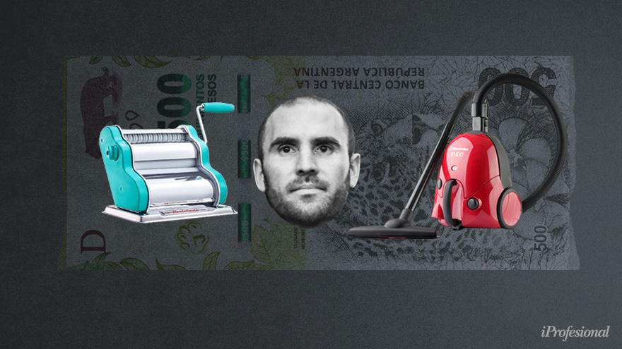 Vauthier se mostró conforme con la decisión de Guzmán de reducir el financiamiento monetario