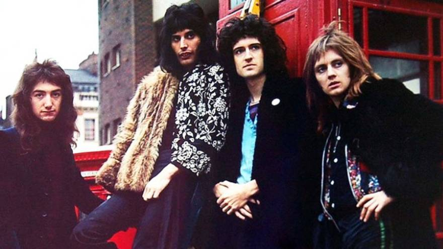 Queen estrenó Bohemian Rapsody hace más de 40 años