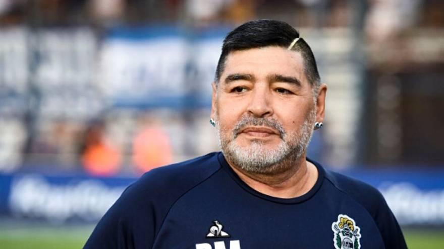 Dólor en el mundo del fútbol por la muerte de Maradona