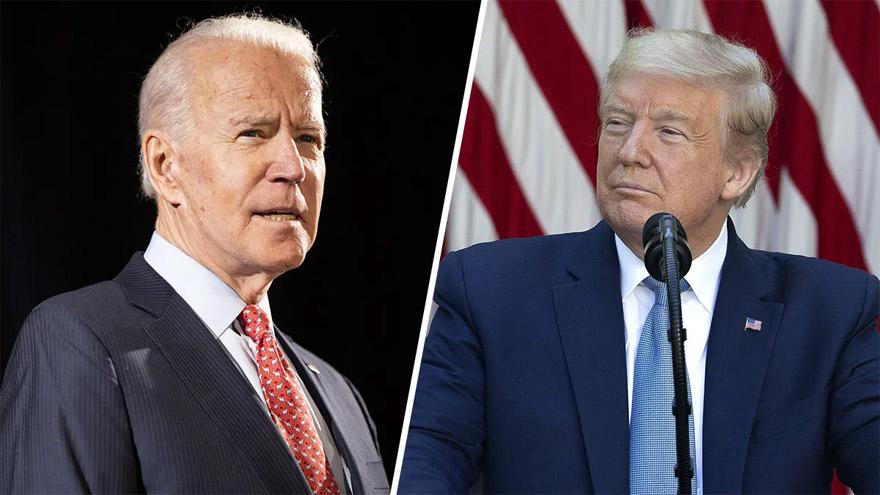 El equipo de Trump comenzó el proceso de transición con los allegados de Joe Biden