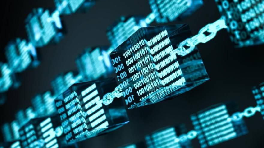 La blockchain sustenta a las criptomonedas.