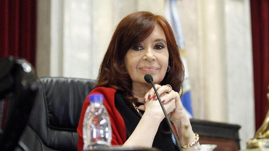 La vicepresidenta Cristina Fernández de Kirchner denunció este año a Google por un caso similar al de Fabiola Yañez.