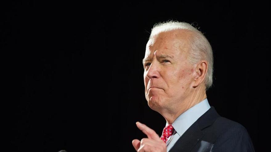 Joe Biden se convirtió en el 46º presidente de los Estados Unidos