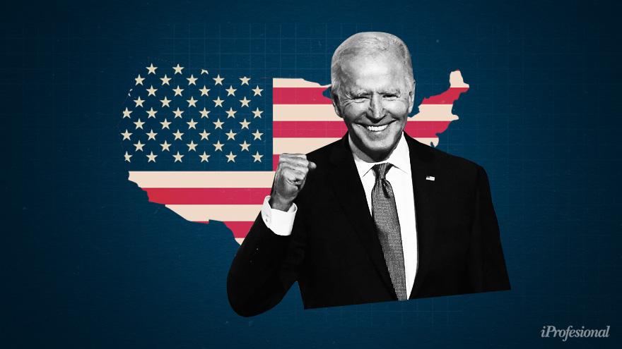 Joe Biden eligió a la ex presidenta de la Reserva Federal, Janet Yellen,