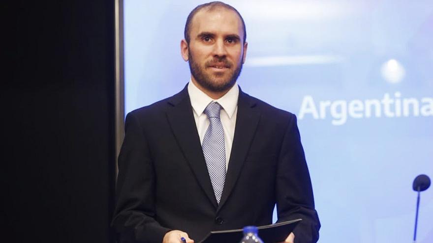 Martín Guzmán tuvo que salir a desmentir que se estuvieran utilizando los encajes de los bancos.