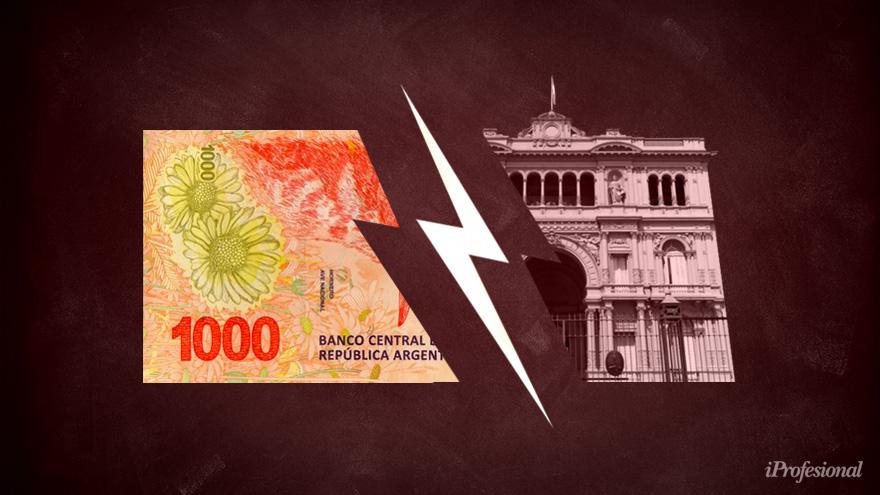 Ante el exceso de demanda de billetes, el Gobierno debió solicitar ayuda en el exterior