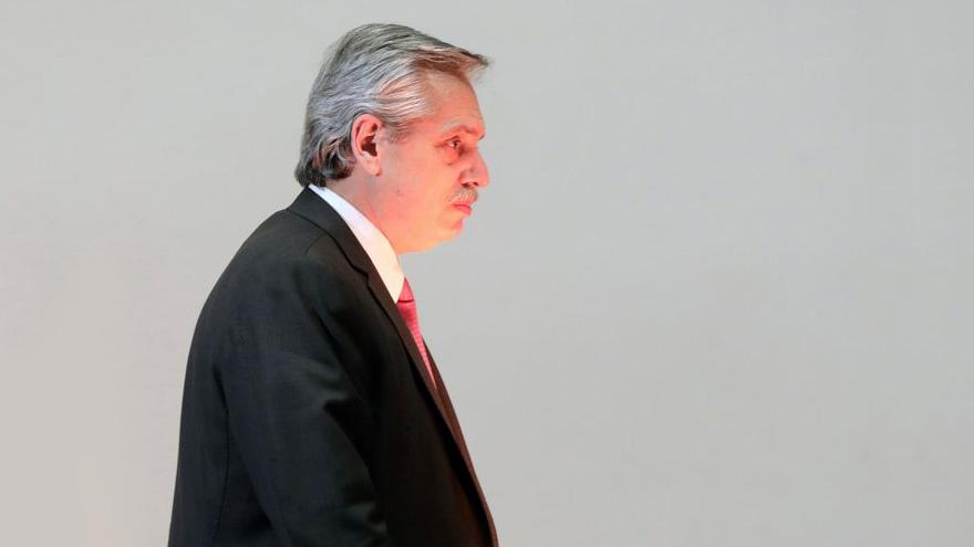Alberto Fernández dijo que en 2023 analizará si sirve o no al proyecto para postularse en como Presidente.
