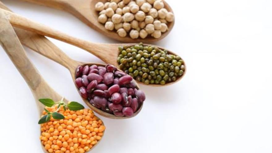 Las legumbres son uno de los productos que podría ayudar a incluir proteína vegetal en la alimentación