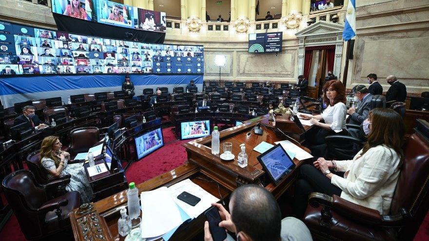 El Senado podría incluir cambios en el proyecto aprobado por Diputados