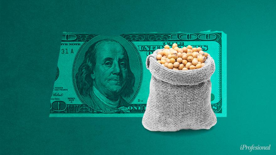 El economista recalcó que hoy el campo está liquidando u$s90 millones diarios