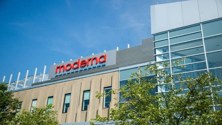 La compañía Moderna solicitará la autorización de emergencia de su vacuna