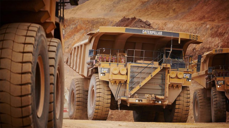 Minera Aguilar es propiedad de la minera internacional Glencore.