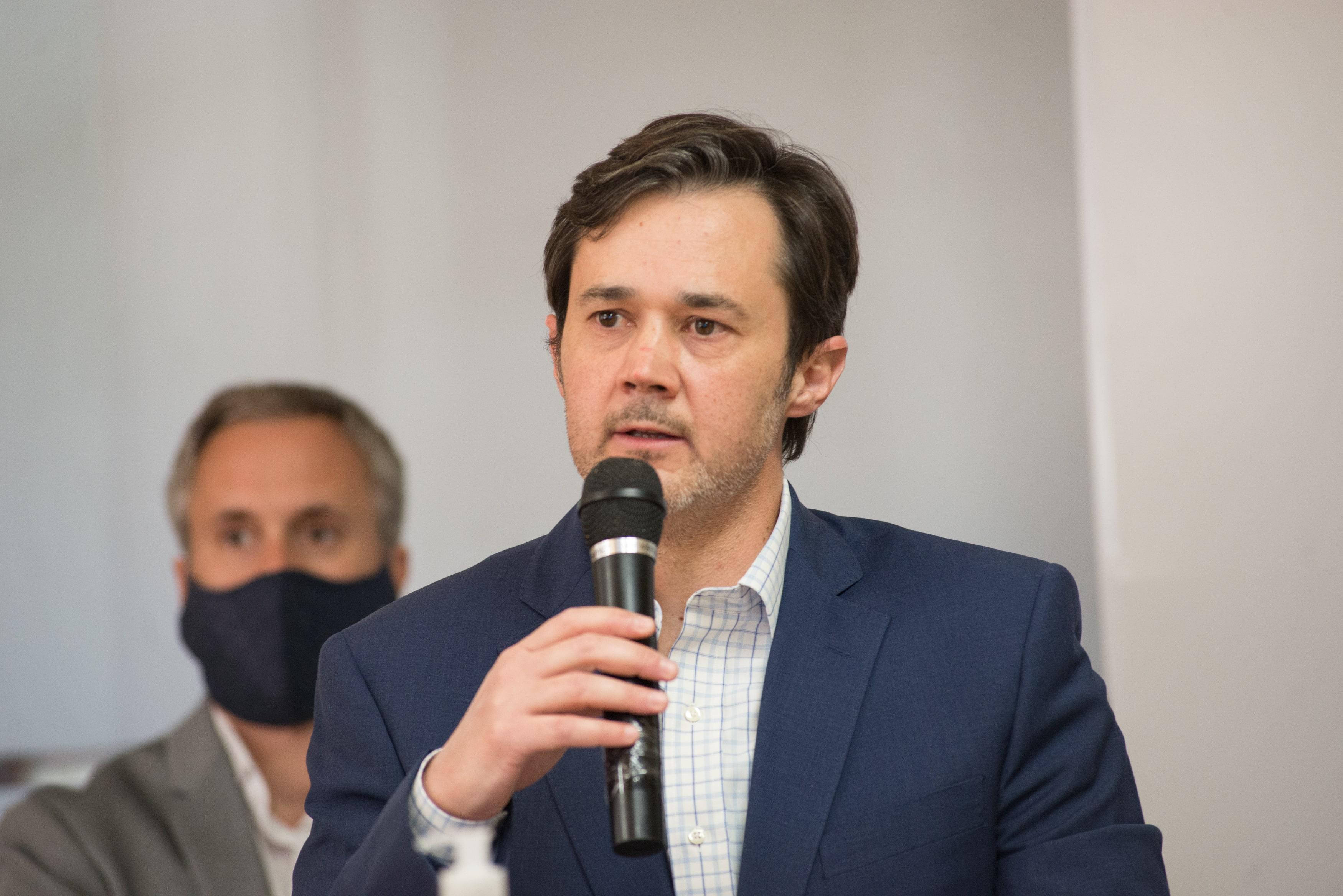 Matías Isasa, director de la CNV