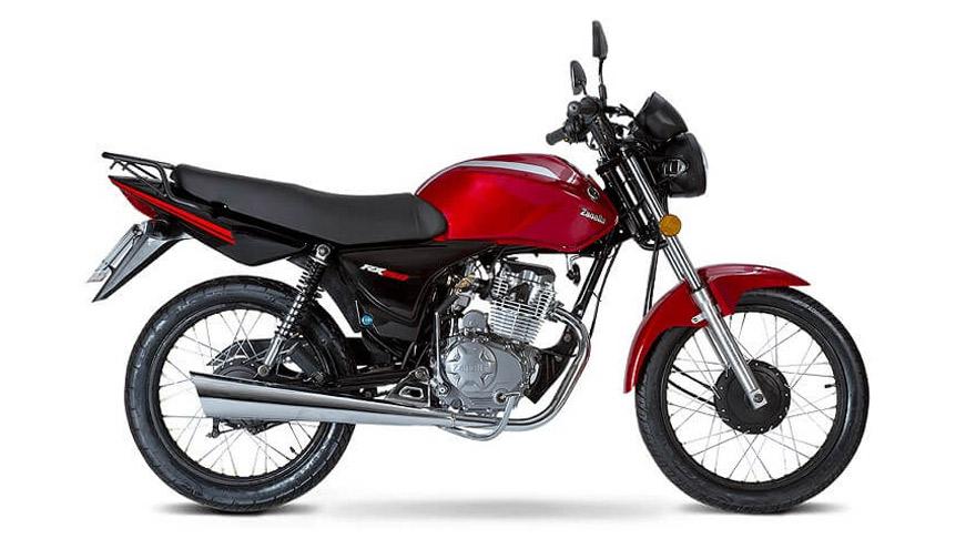 La ágil RX 150 Z7 de Zanella.
