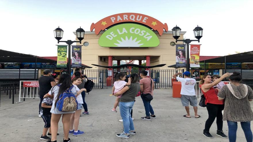 El Parque permanece cerrado desde marzo del año pasado y no volvió a abrir por la pandemia.