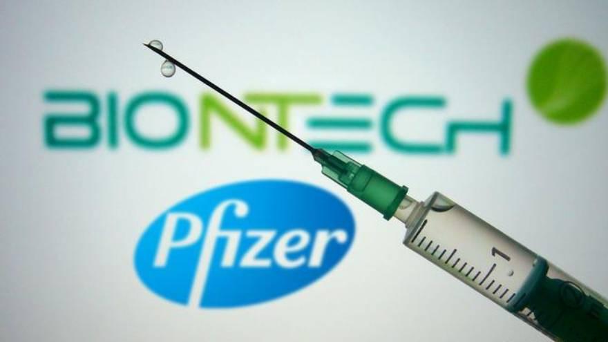 En EE.UU. se están aplicando las vacunas de los laboratorios Pfizer y Moderna.
