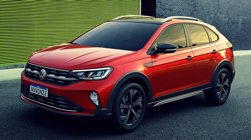Volkswagen Nivus, otro SUV nuevo, con impuesto interno.