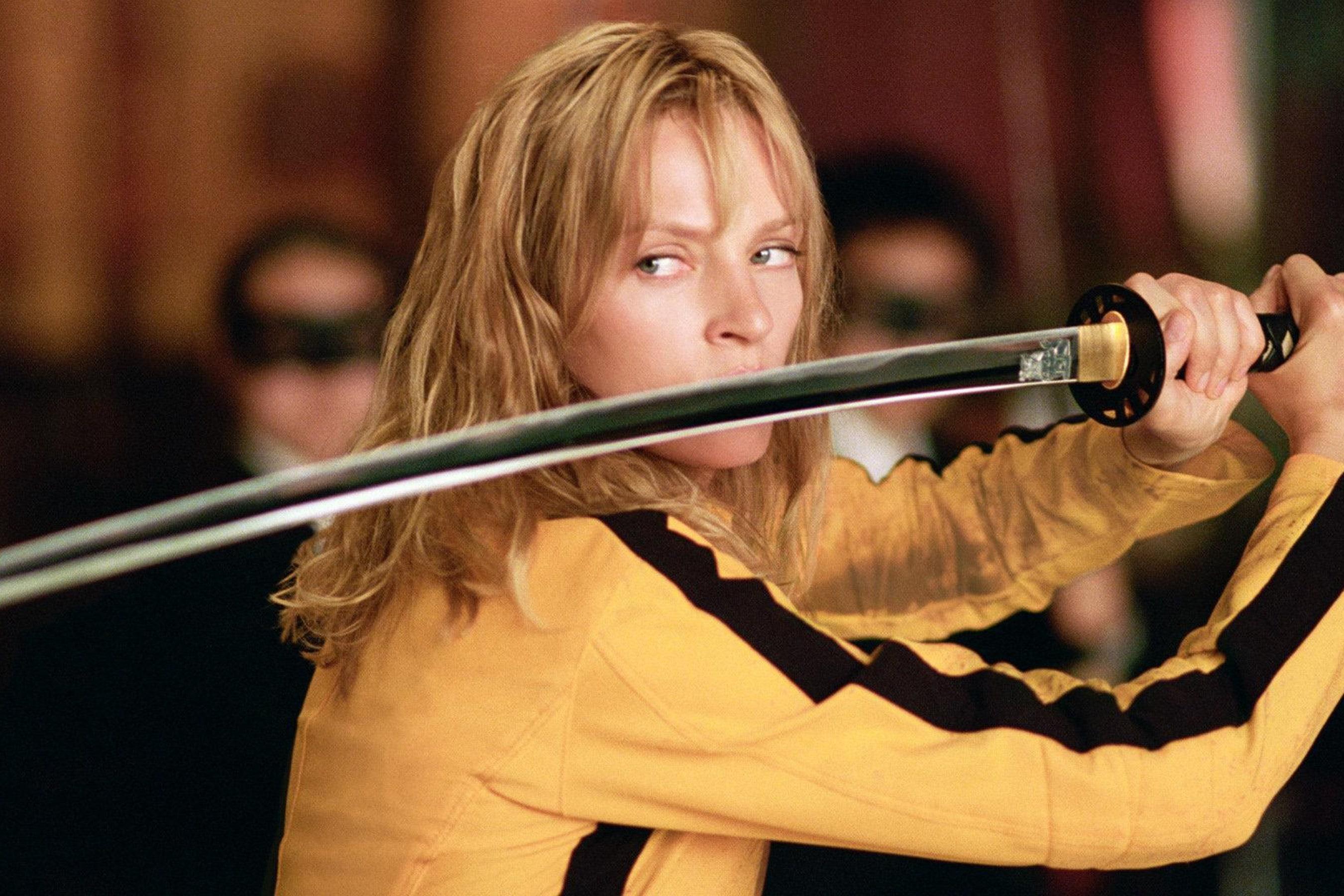 Kill Bill, una de las tantas películas apoyadas en el