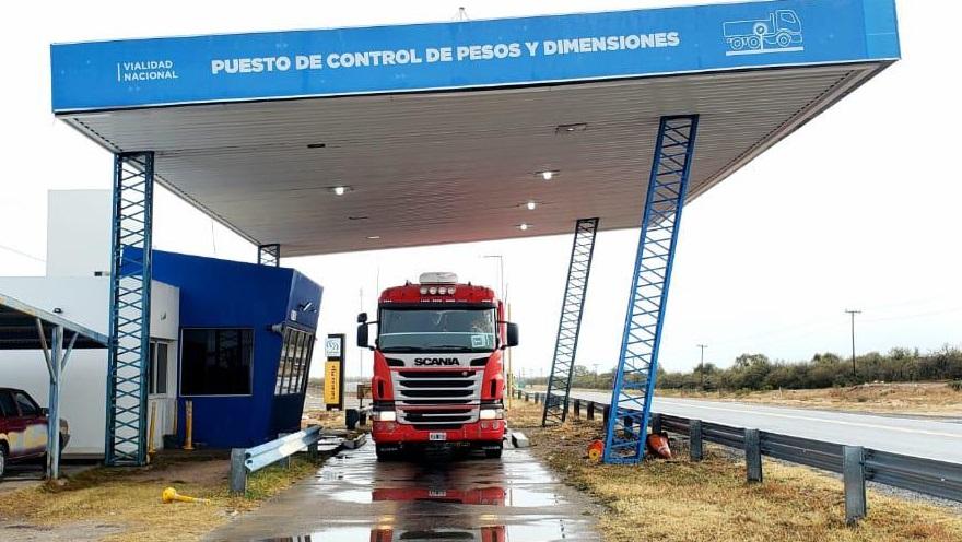 Según Vialidad Nacional, los camiones deben cumplir con varios requisitos para circular.