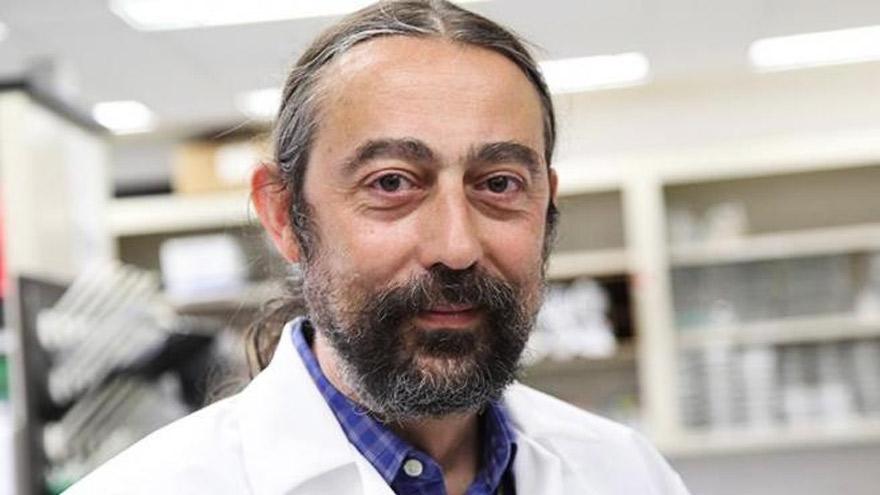 El epidemiólogo Adolfo García Sastre.