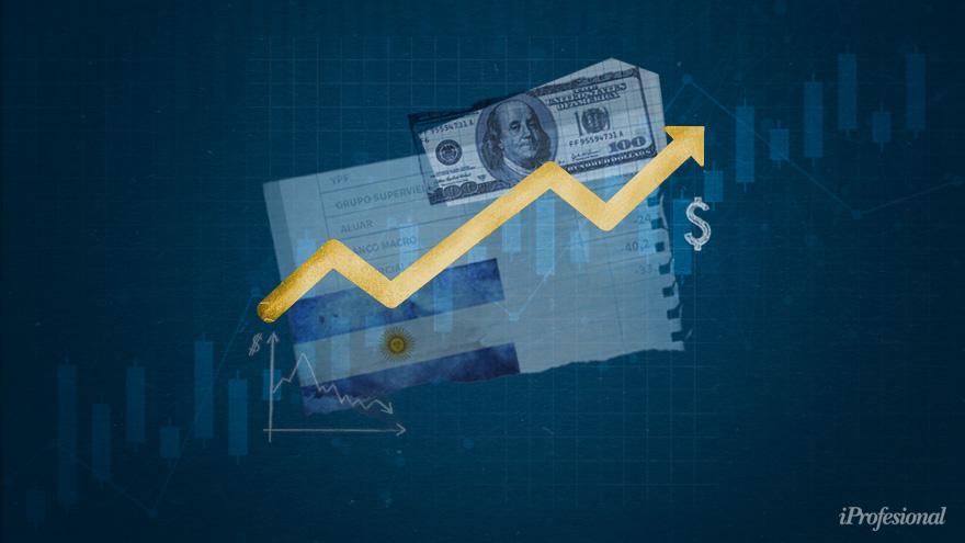 El contexto local e internacional pueden generar una suba en los precios de los bonos argentinos en dólares.