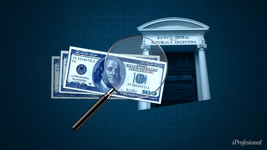 El Banco Central asegura que el precio del dólar está por encima del promedio histórico reciente.
