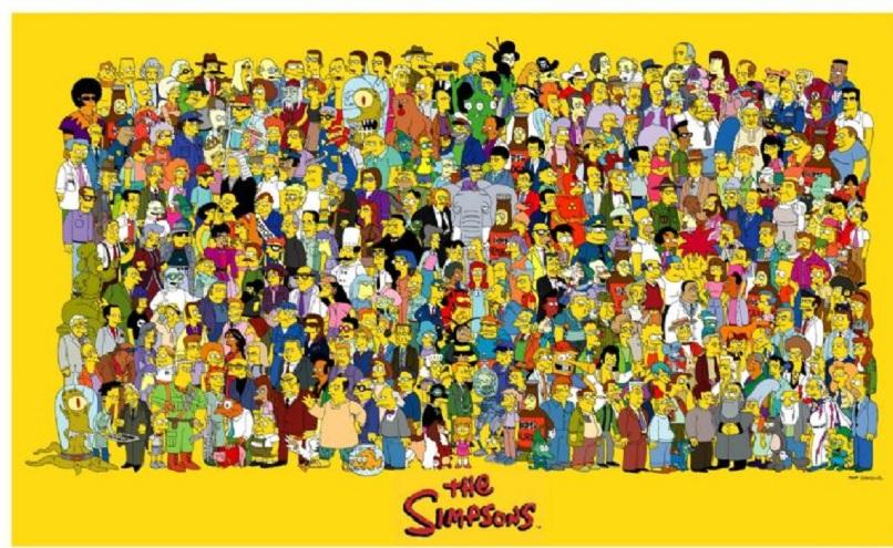 ¿Dónde está Maggie? Encontrá a este personajes de Los Simpson en el menor tiempo posible