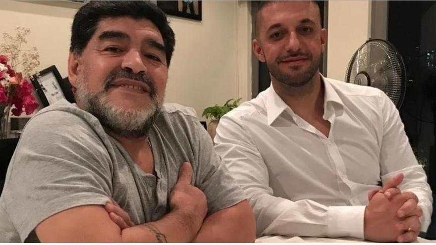 Morla fue el abogado de Maradona desde el año 2013