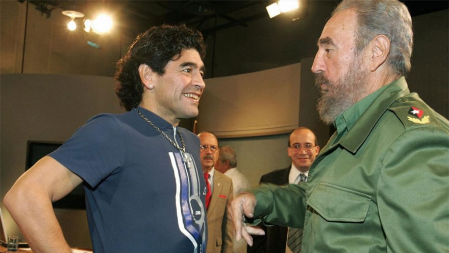 Debido a su fuerte relación con Cuba, Maradona planeaba un hotel 5 estrellas en La Habana