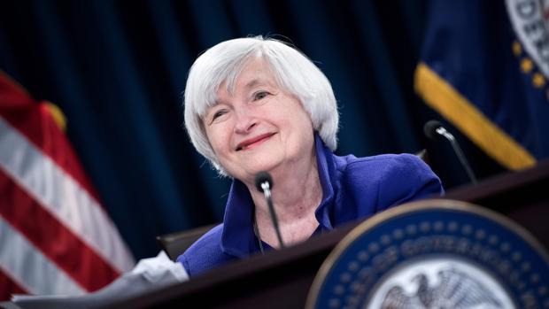 Janet Yellen manejará la economía de los Estados Unidos