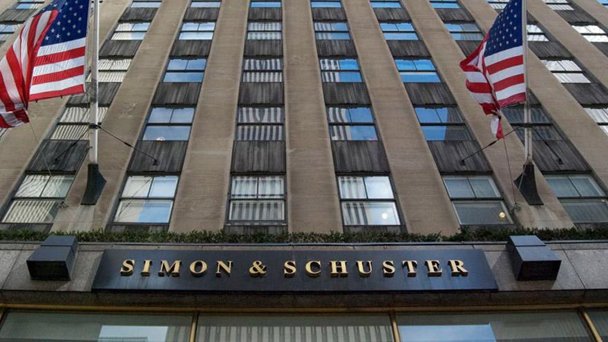 Simon & Schuster, un gigante editorial americano.
