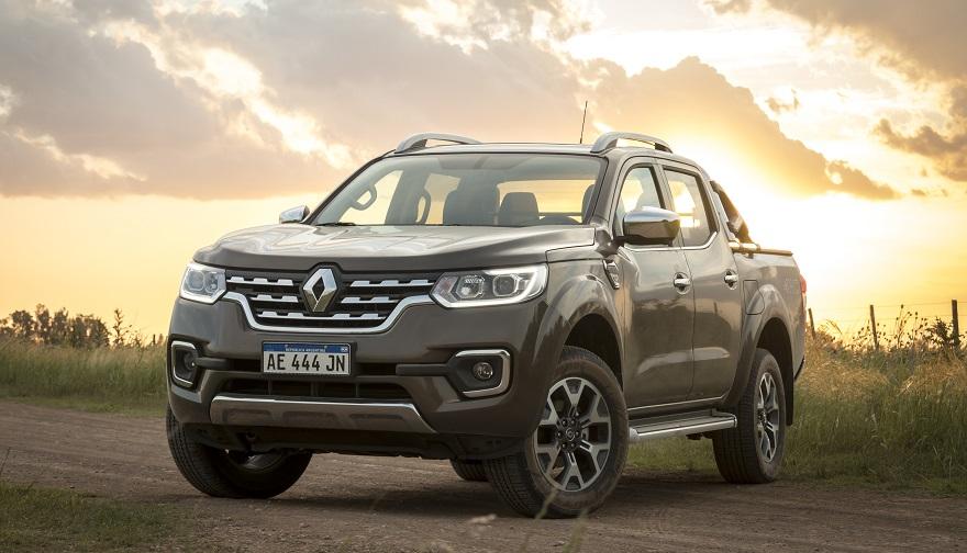 Renault Alaskan, otra opción para comprar con préstamos.
