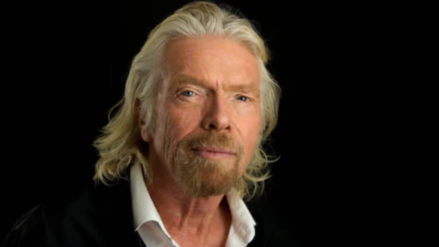 Richard Branson necesitó un mentor cuando planeaba lanzar su aerolínea