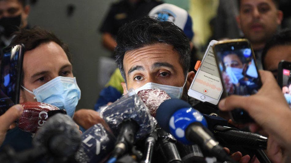 Ordenan allanar la casa de Leopoldo Luque, el médico de Maradona