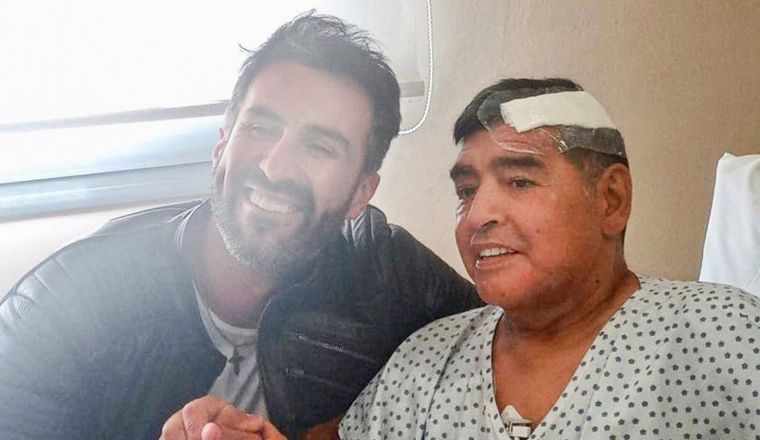 Qué dicen las anotaciones de la enfermera de Maradona