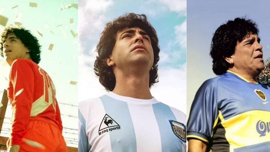 La serie sobre Maradona ya tiene anunciada una segunda temporada.