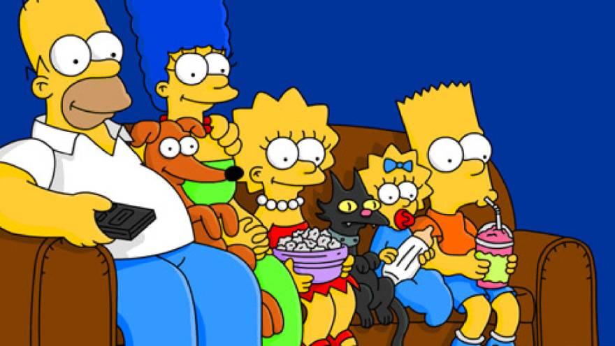 Además de los 5 integrantes, los Simpson tienen un perro y un gato