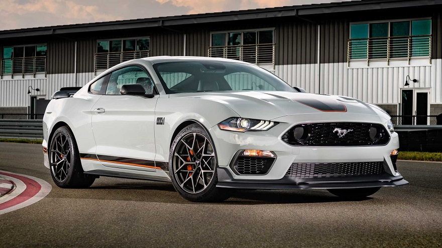 Mustang Match 1, llega en 2021.
