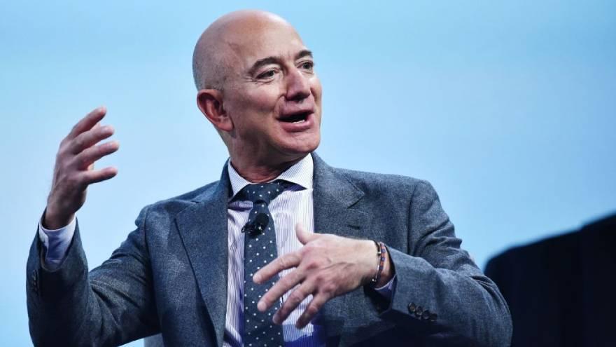 Los 14 principios del liderazgo de Jeff Bezos dentro de Amazon