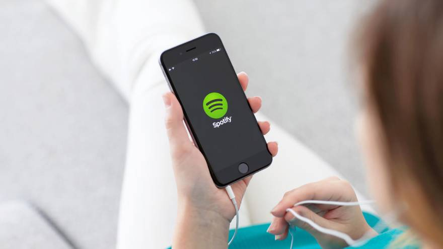 Spotify recopila un poco más de un tercio de los datos de los usuarios