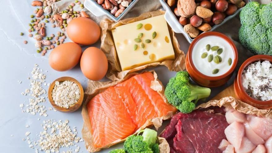El consumo de alimentos saludables y variados es clave para llevar una vida sana