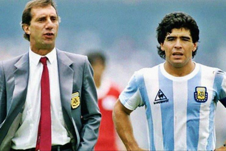 Cómo le comunicarán a Carlos Bilardo la muerte de Diego Maradona