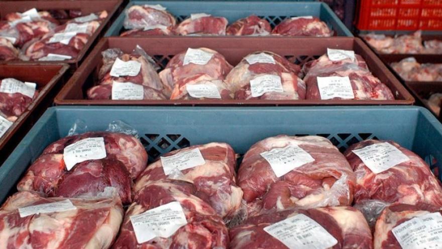 Exportaciones de carne, con efecto colateral en la inflación.