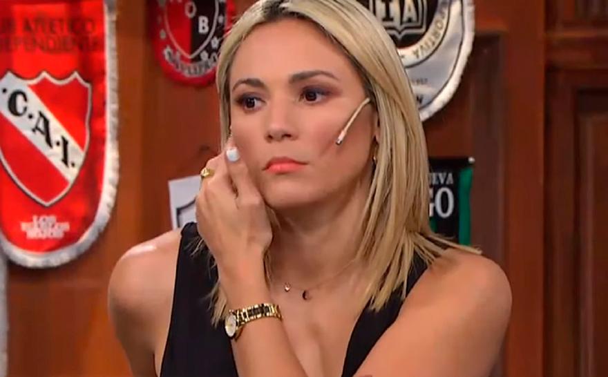 Rocío Oliva aclaró cómo fue realmente la supuesta renuncia que Ojeda declaró haber realizado a los 3 millones de dólares de la cuenta que compartía con Maradona