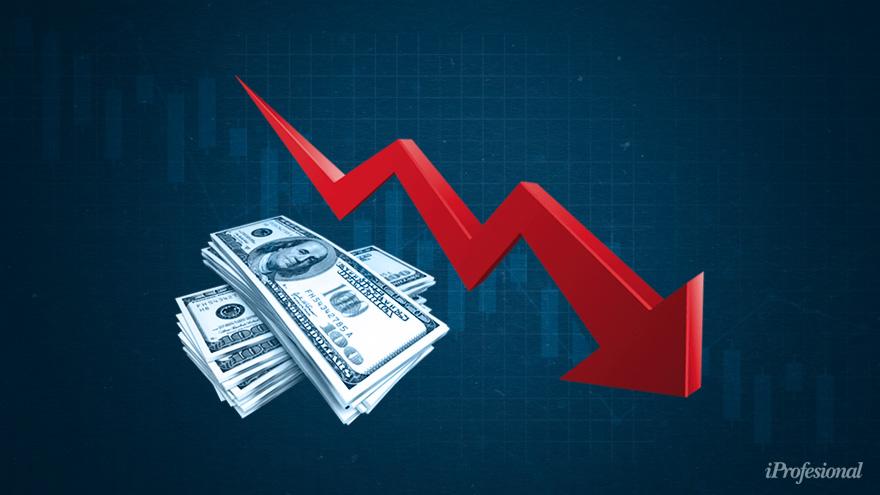 El dólar blue perdió casi $50 desde su máximo y opera prácticamente empatado con el solidario
