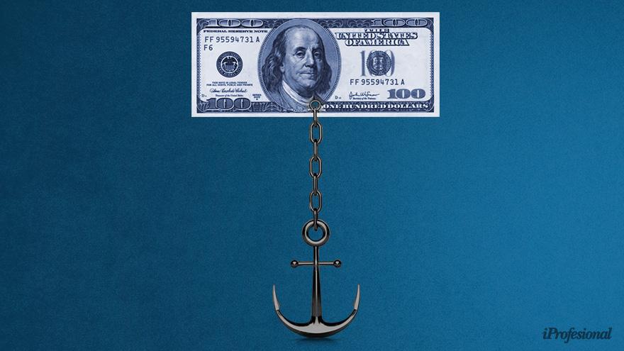El Gobierno intervino desde el mercado oficial con la venta de bonos para