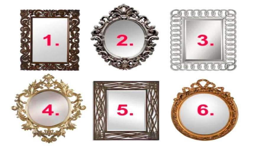 Los espejos del test